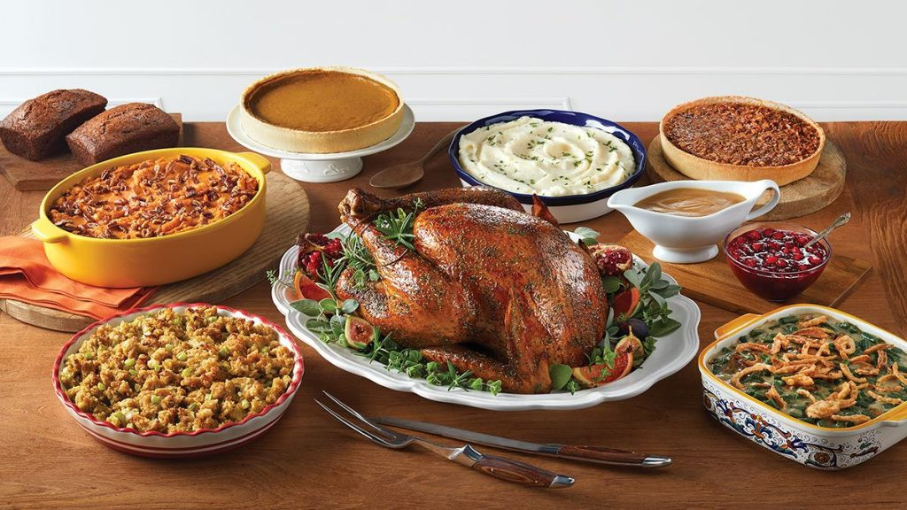 Breakfast Restaurants Open On Thanksgiving  Restaurants Open Thanksgiving 2018