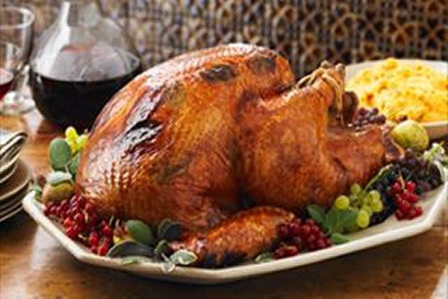 Brining Turkey Recipes Thanksgiving  Brined Turkey Recipe Kraft Canada