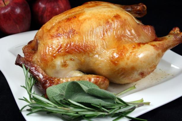 Brining Turkey Recipes Thanksgiving  Alton Browns Brined Turkey Recipe Food