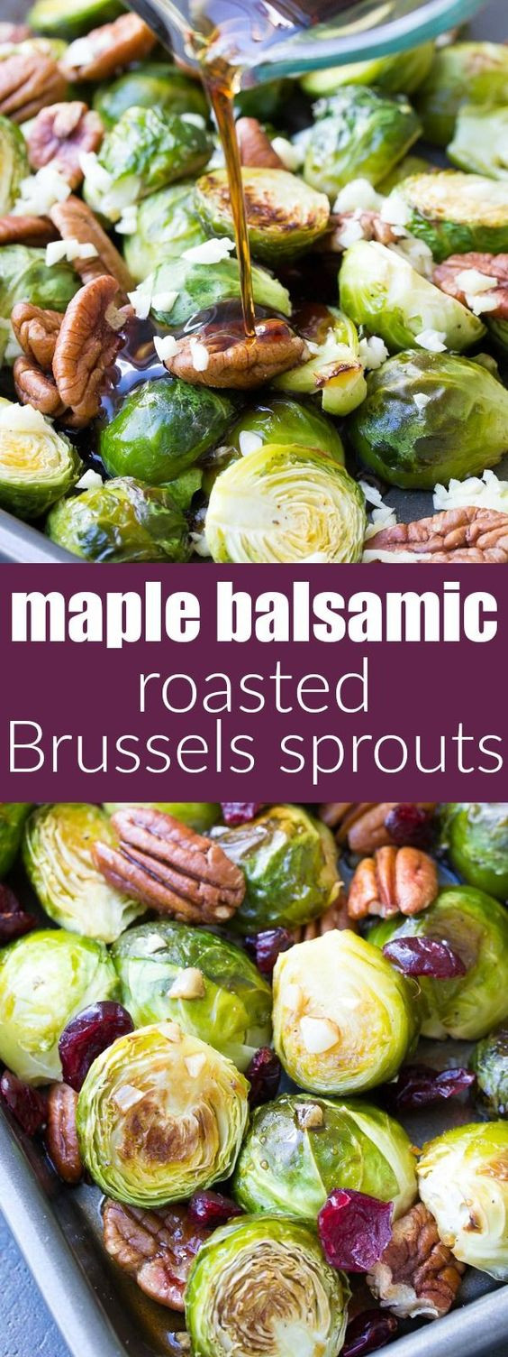 Brussels Sprouts Thanksgiving Side Dishes  50 Best Thanksgiving Ve able Side Dishes 2017
