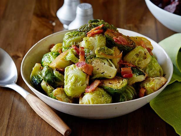 Brussels Sprouts Thanksgiving Side Dishes  17 Best images about side dish and ve ables on Pinterest