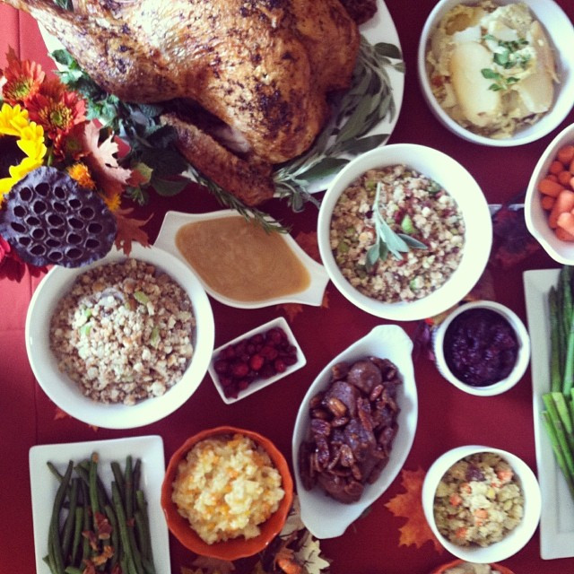 Buy Thanksgiving Dinner  Where To Buy A Ready Made Thanksgiving Meal In La Jolla