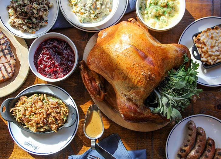 Buy Thanksgiving Dinner  Where to Order Thanksgiving Dinner to Go in NYC PureWow