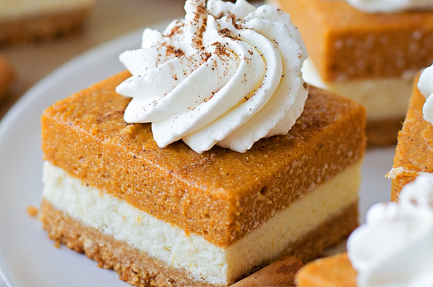 Buzzfeed Thanksgiving Desserts  15 Insanely Delicious Fall Desserts You Can Totally Make