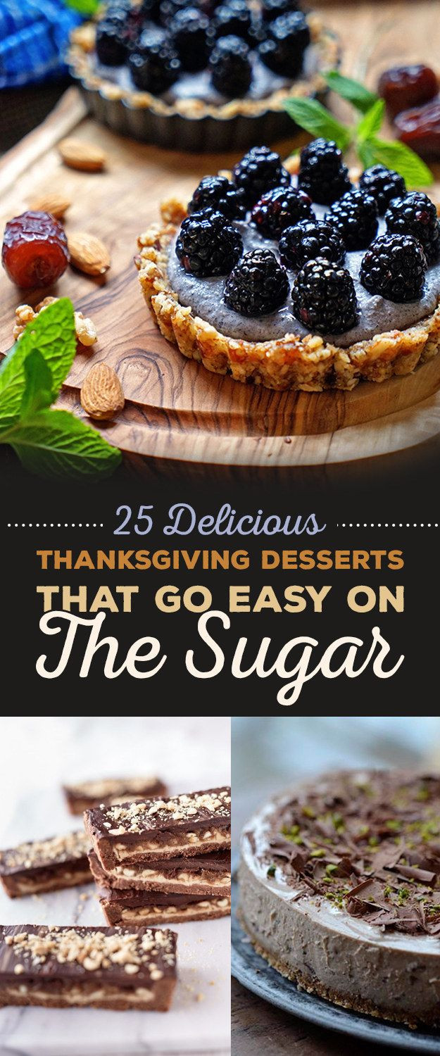 Buzzfeed Thanksgiving Desserts  25 Delicious Thanksgiving Desserts That Go Easy The