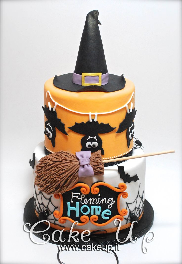 Cakes For Halloween  Best 25 Witch cake ideas on Pinterest