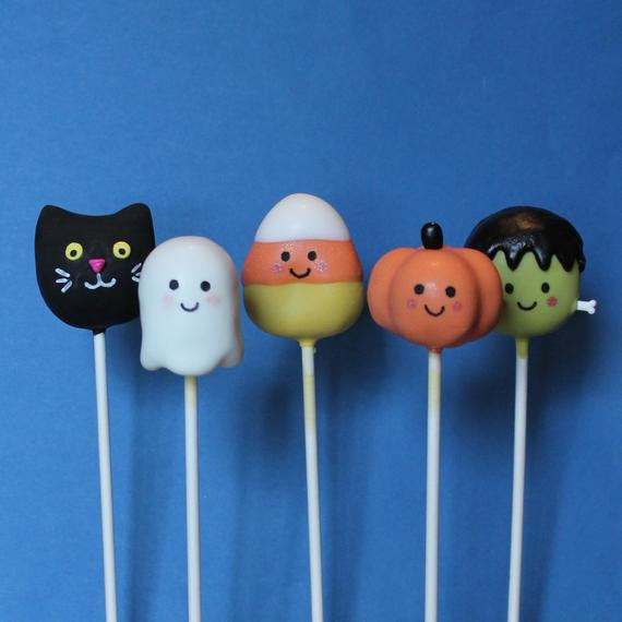 Cakes Pops Halloween  Unavailable Listing on Etsy