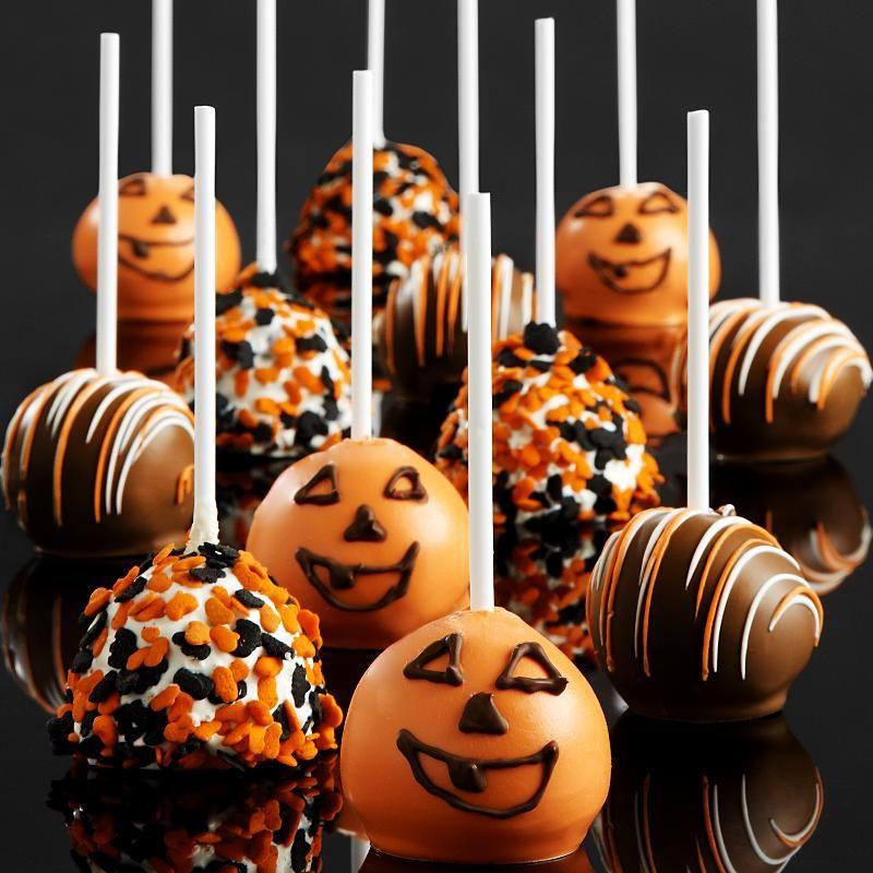 Cakes Pops Halloween  Best 25 Halloween cake pops ideas on Pinterest