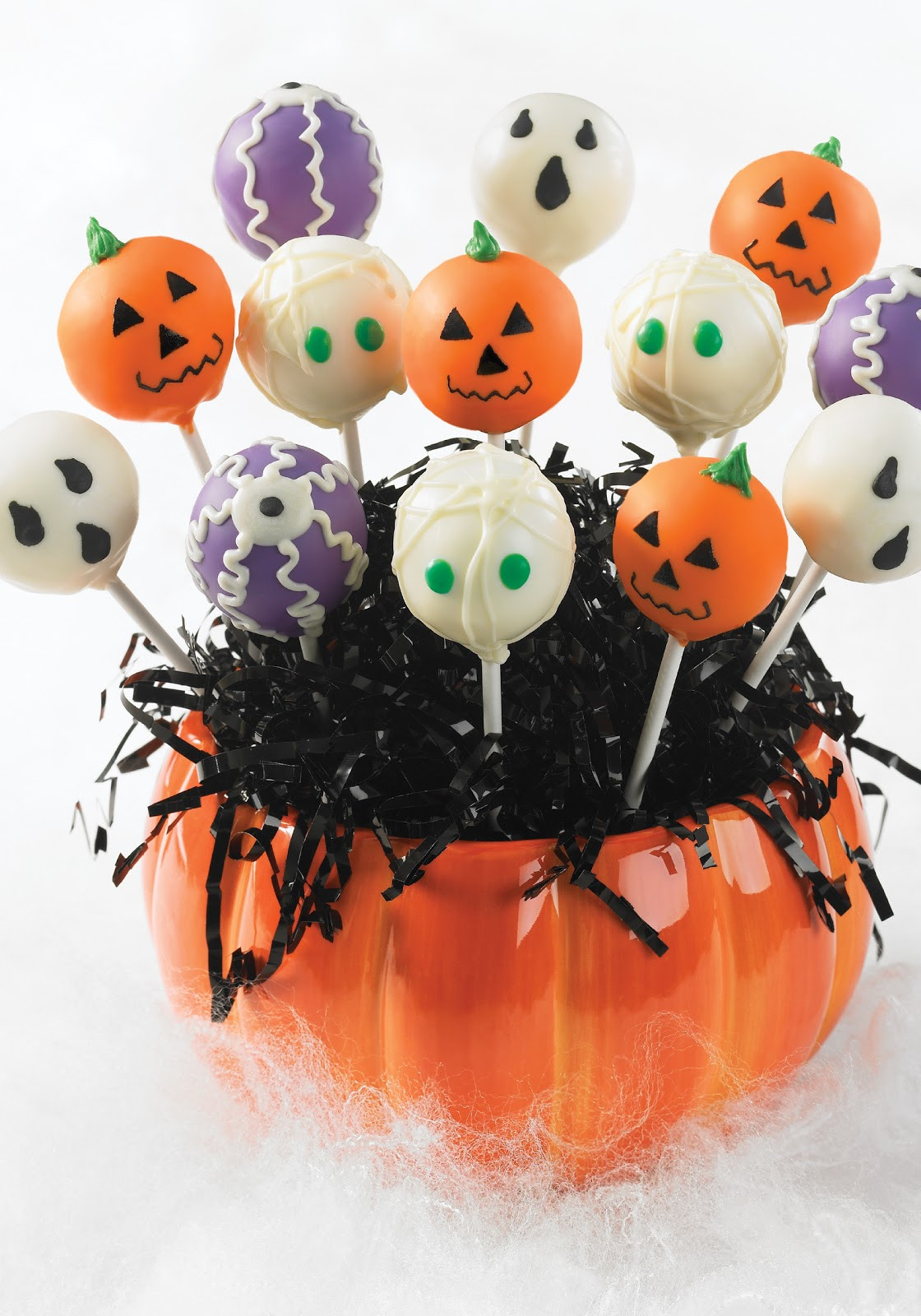 Cakes Pops Halloween  Halloween Cake Pops