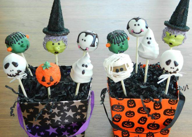 Cakes Pops Halloween  Pop Star Sibarita in Florida – bakerella