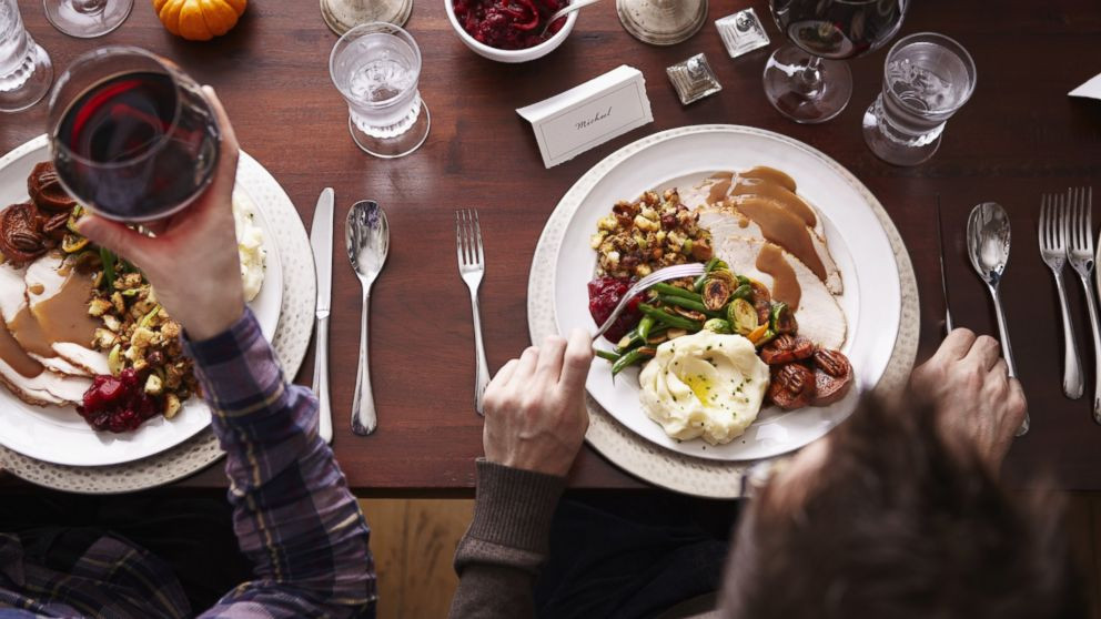 Calories In Thanksgiving Dinner  How Many Calories You ll Eat This Thanksgiving ABC News
