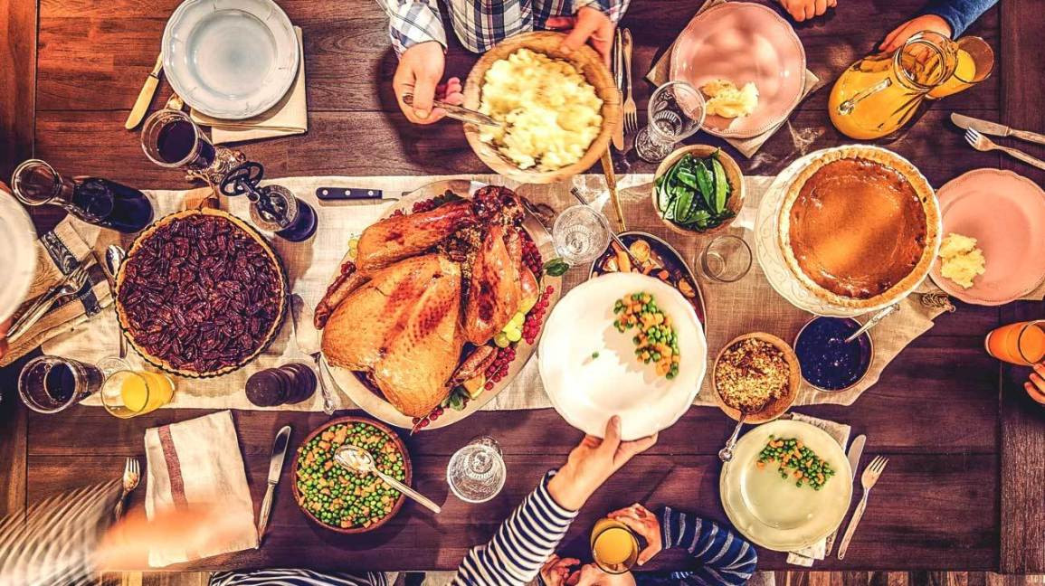 Calories In Thanksgiving Dinner  Thanksgiving Dinner Calories and Health