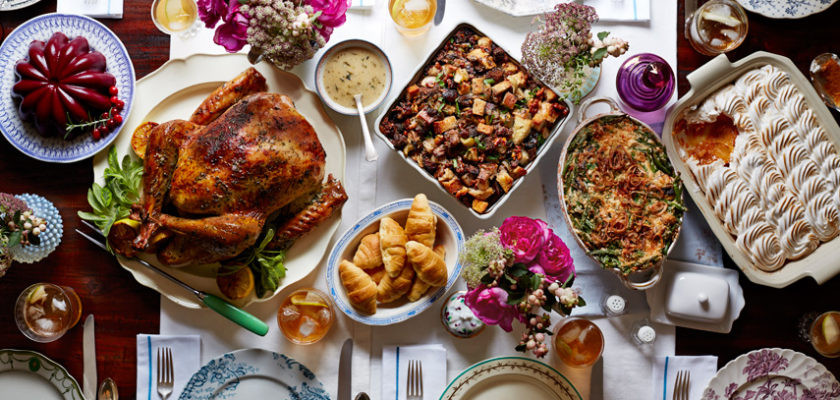 Calories In Thanksgiving Dinner  How Many Calories In Thanksgiving Dinner Here's How To