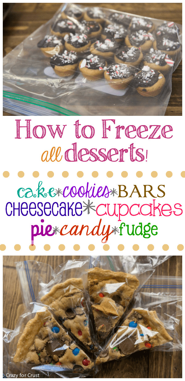 Can You Freeze Christmas Cookies  How to Freeze Desserts Crazy for Crust