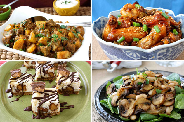 Canadian Thanksgiving Recipes  Happy Canadian Thanksgiving Day