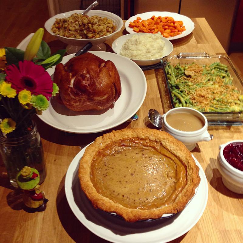 Canadian Thanksgiving Recipes  thanksgiving recipes