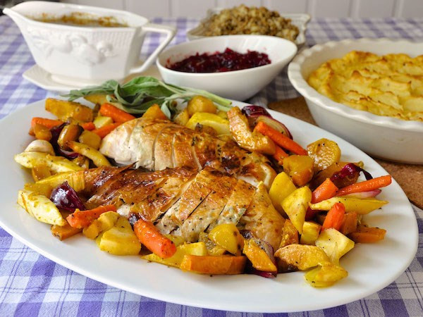 Canadian Thanksgiving Recipes  40 Great Canadian Thanksgiving Recipes