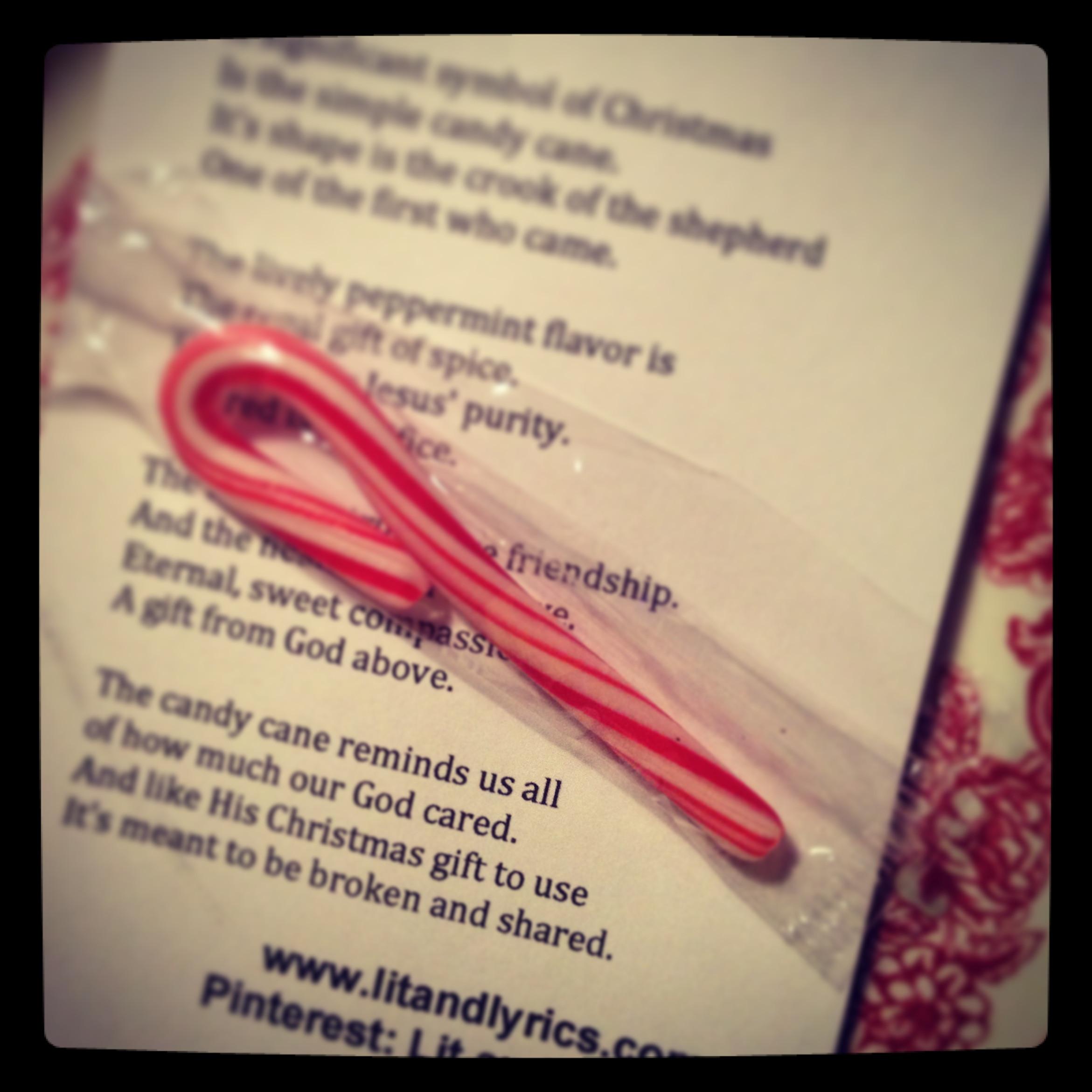 Candy Cane Christmas Lyrics  Lit & Lyrics