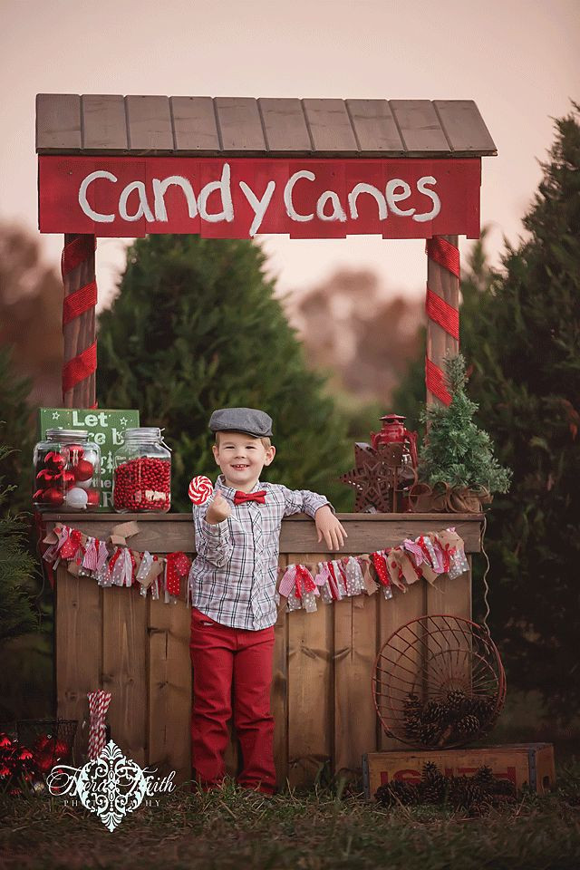 Candy Cane Christmas Tree Farm  17 Best ideas about Christmas Props on Pinterest