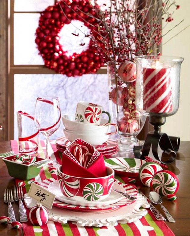 Candy Cane Ideas For Christmas  23 Candy Cane Christmas Decor Ideas For Your Home Feed