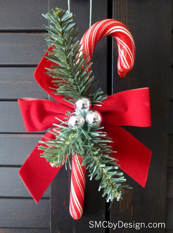 Candy Cane Ideas For Christmas  Top Candy Cane Christmas Decorations Ideas Christmas