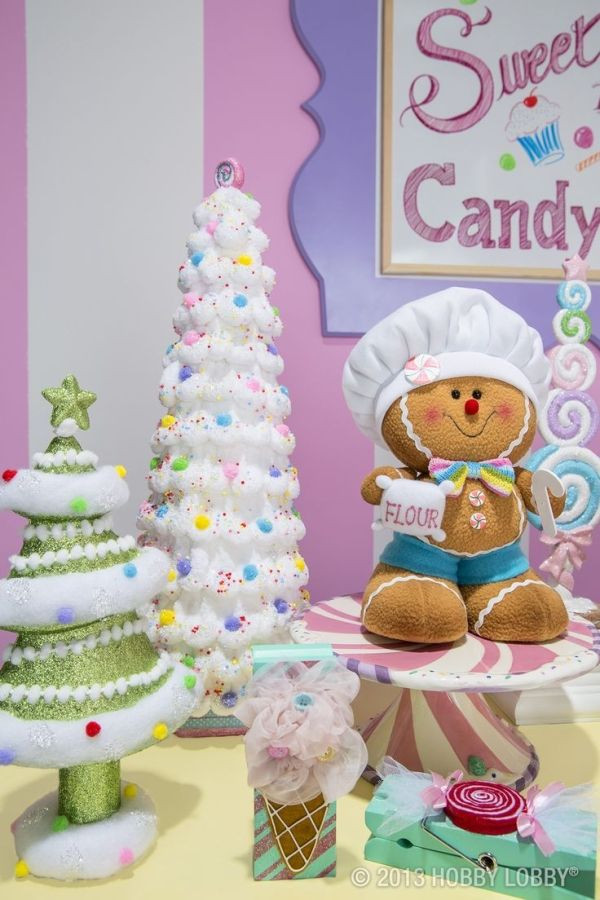 Candy Christmas Decorations Hobby Lobby  17 Best images about ginger love on Pinterest