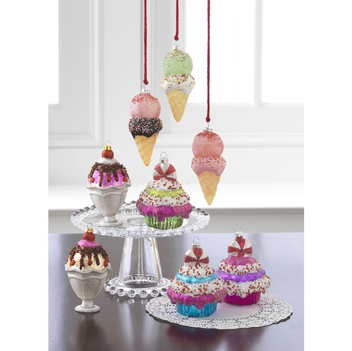 Candy Christmas Decorations Hobby Lobby  Candy Wonderland arrangement i have the sundaes i got from