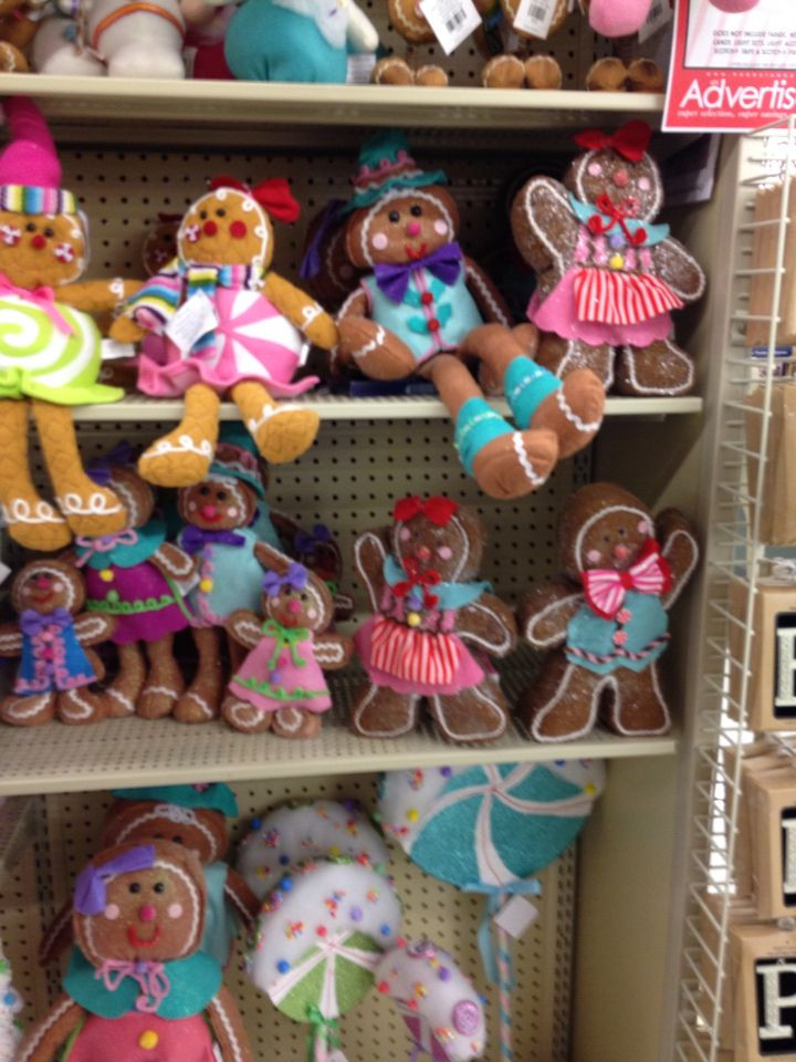 Candy Christmas Decorations Hobby Lobby  86 best images about candy land christmas on Pinterest