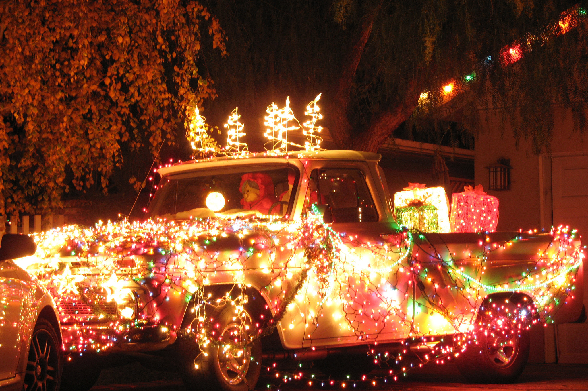 Candy Christmas Lights  15 Best Places to See Christmas Lights in Los Angeles