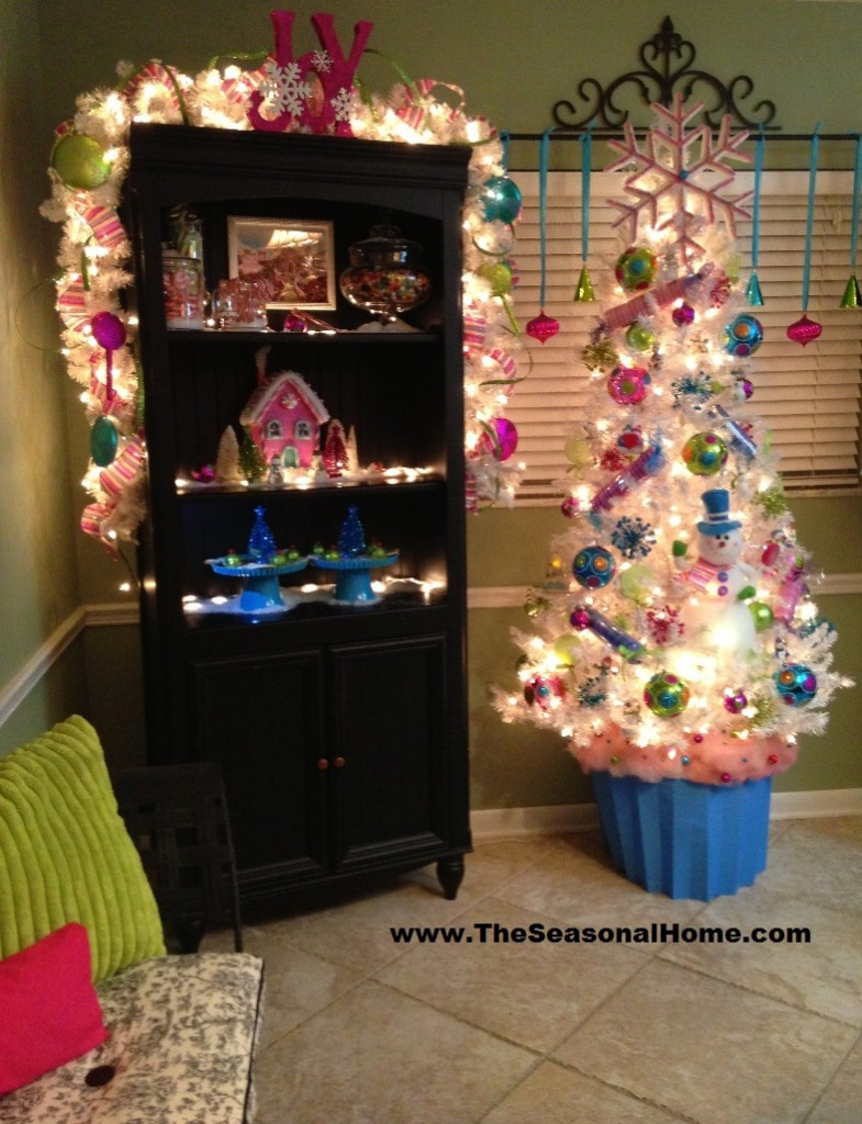 Candy Christmas Tree Decorations  How to make – faux CHRISTMAS CANDY Decorations
