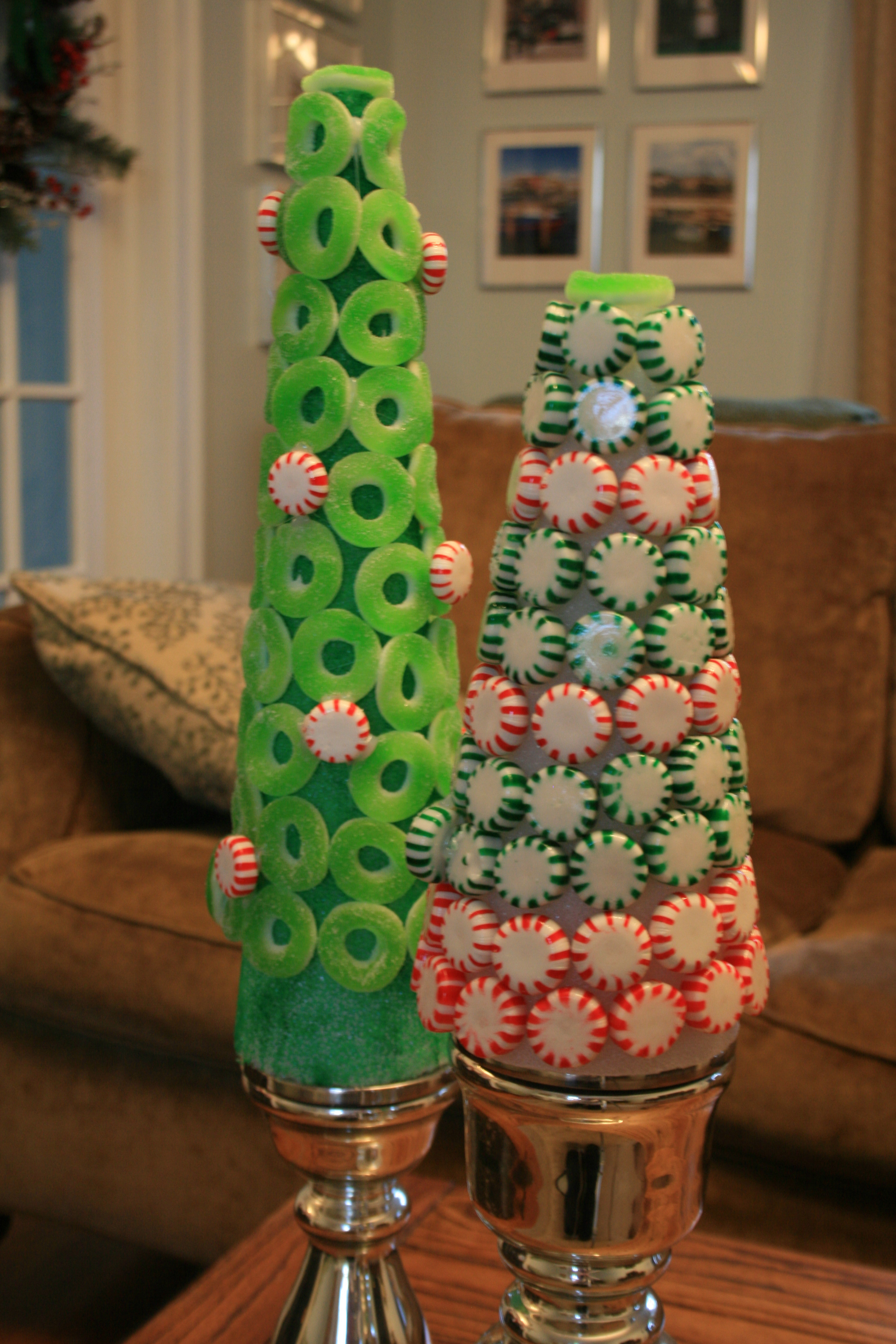 Candy Christmas Tree  Christmas Decorations Candyland