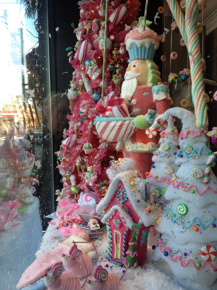 Candy Themed Christmas Decorations  25 best ideas about Candy Land Christmas on Pinterest