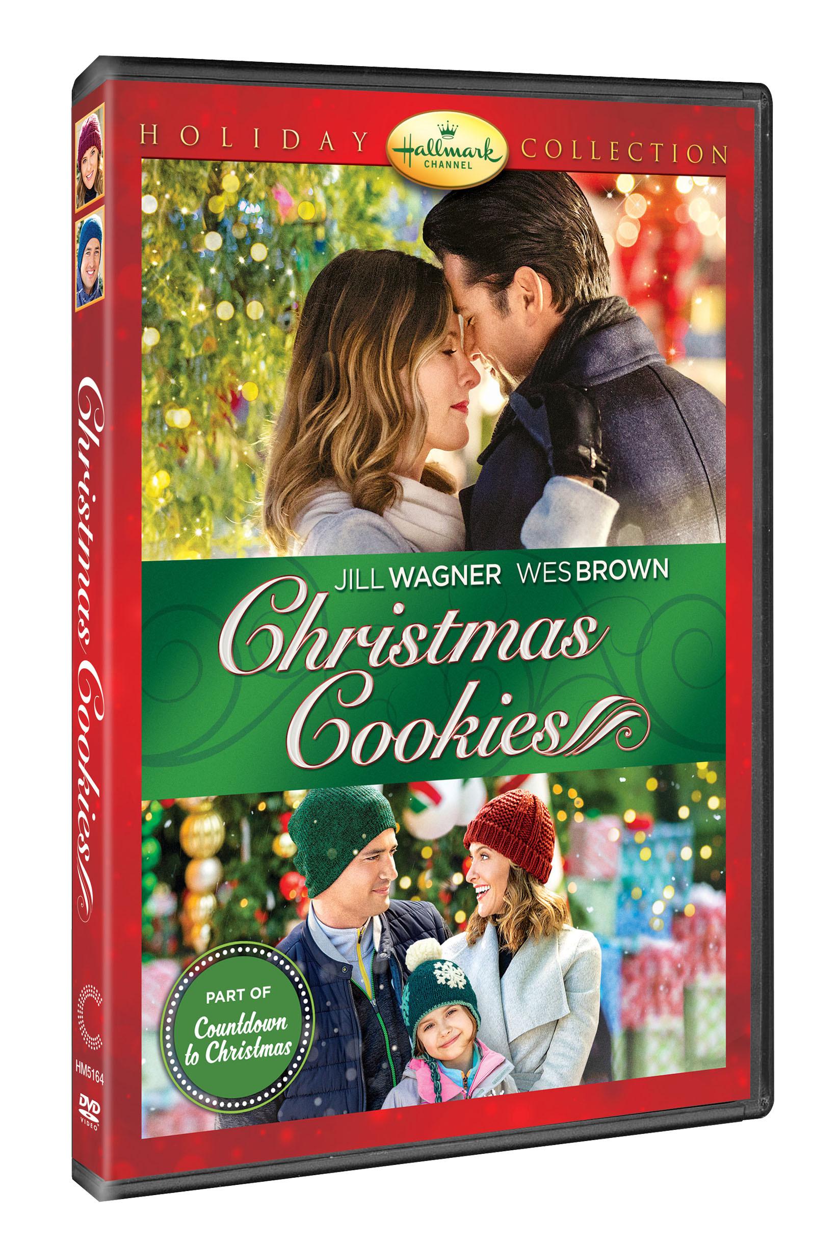 Cast Of Christmas Cookies  Christmas Cookies Hallmark Cinedigm Entertainment