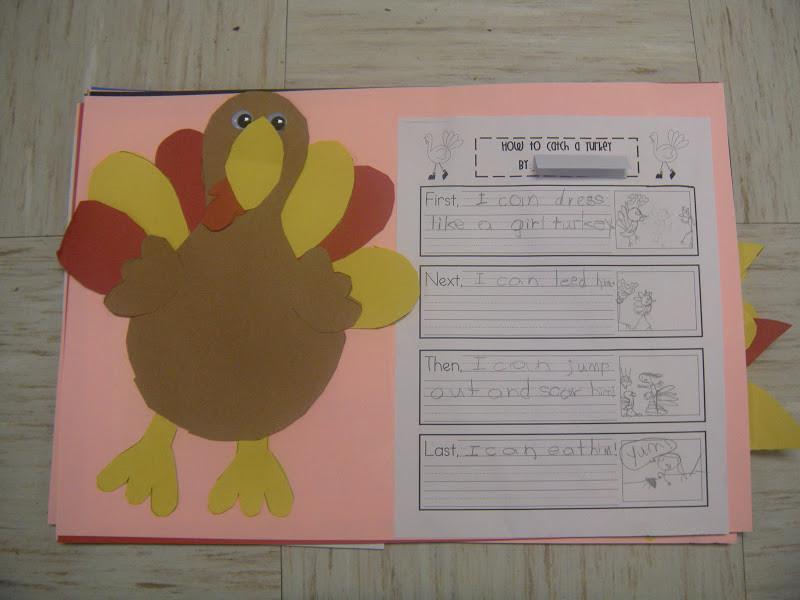 Catching The Thanksgiving Turkey  The Adventures of Miss Elisabeth Turkey Mania
