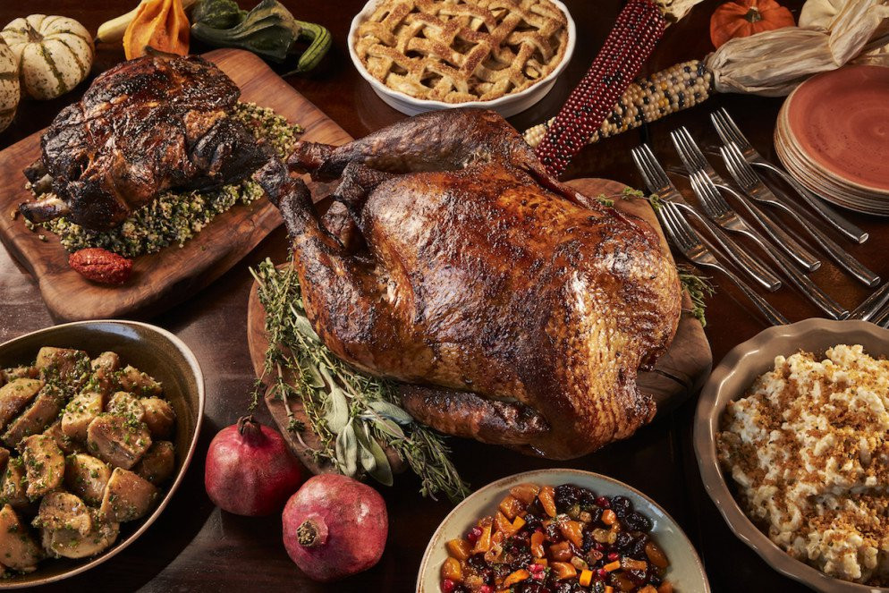 Cater Thanksgiving Dinner  Where to Find Great Thanksgiving Takeout Around DC