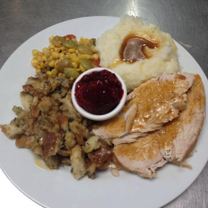 Catered Thanksgiving Dinner  Thanksgiving Catering Menu from Lettie s Kitchen
