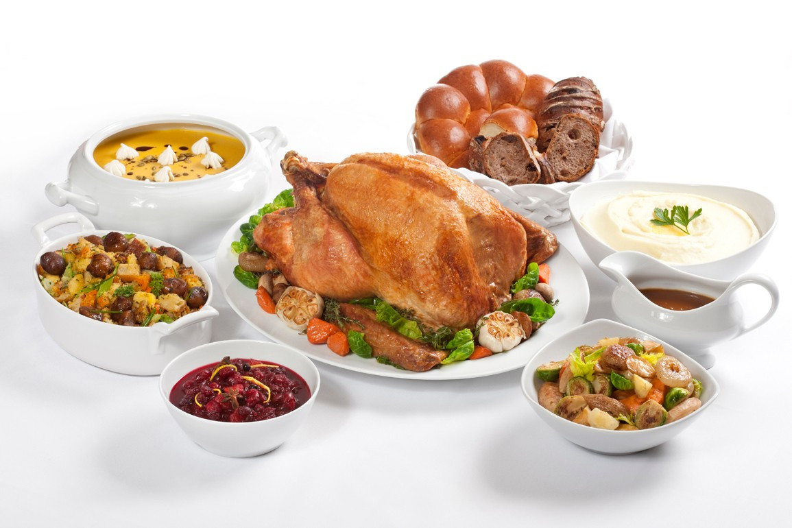 Catered Thanksgiving Dinner  Raleigh Holiday Catering