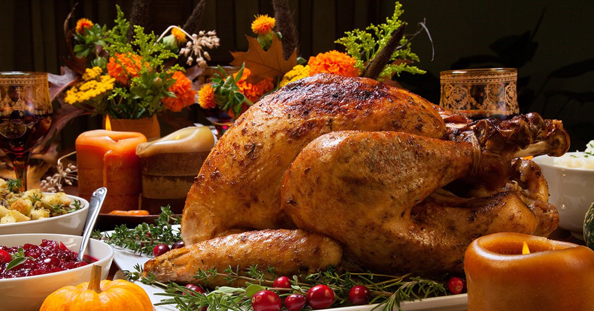 Catered Thanksgiving Dinner  Running Wild Catering