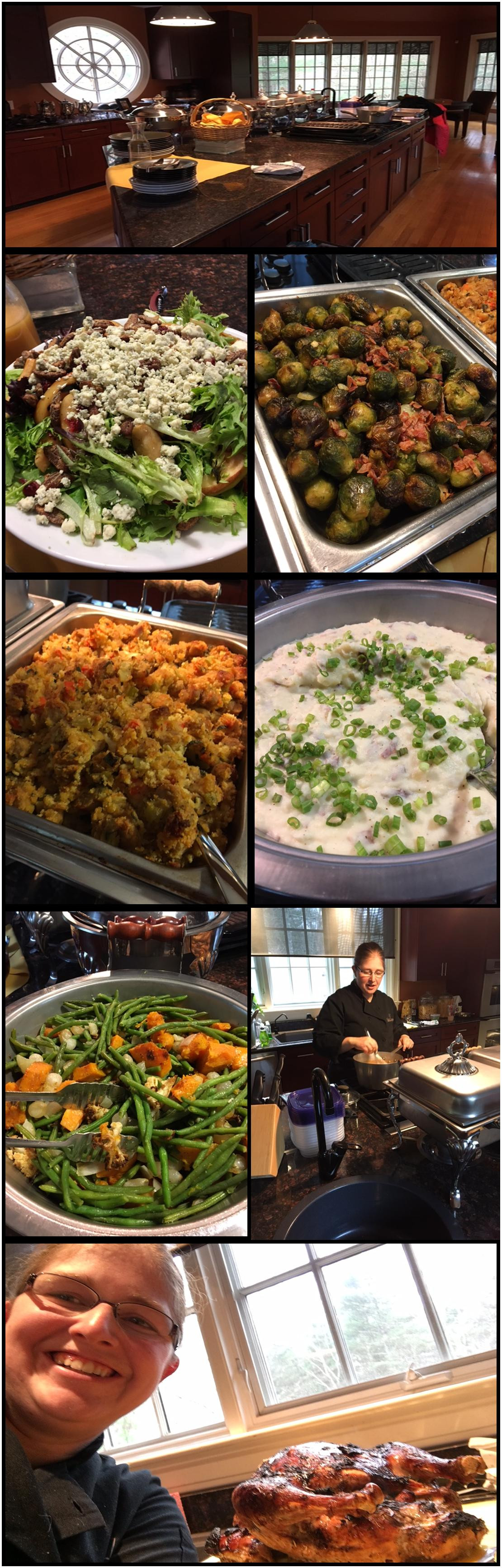 Catered Thanksgiving Dinner  Catering Thanksgiving Dinner North Smithfield RI 2016