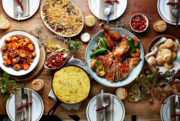 Catered Thanksgiving Dinner  5 Reasons to let FFTK Cater Your Thanksgiving Dinner
