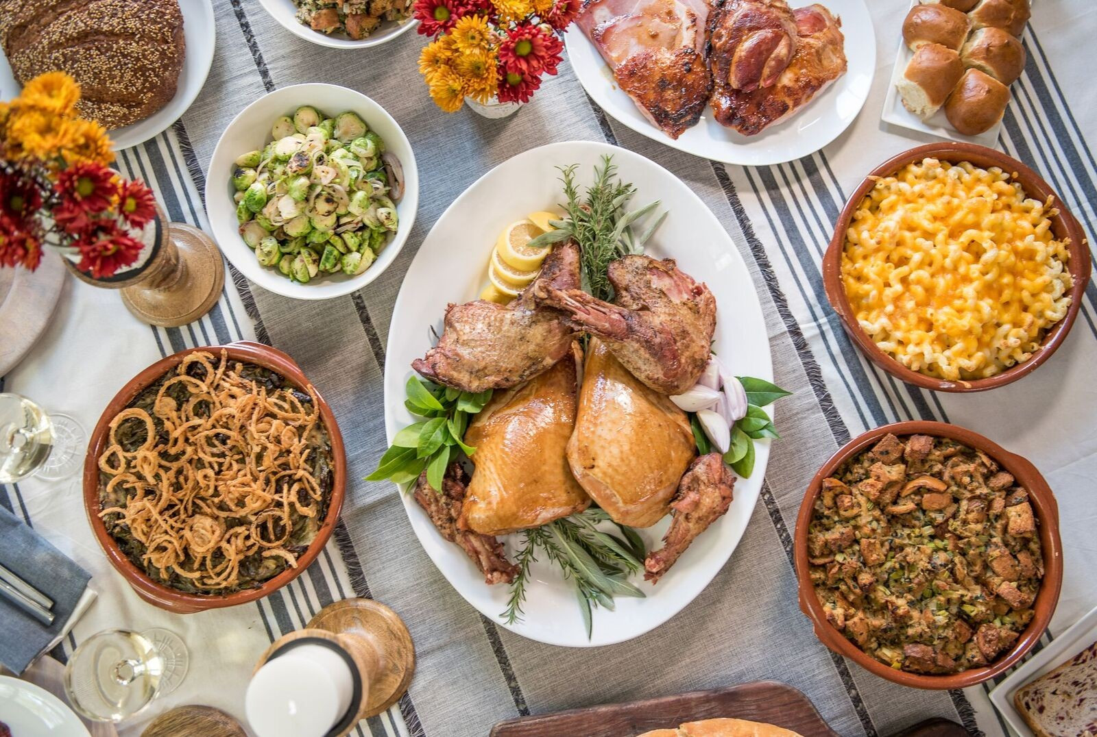 Catered Thanksgiving Dinners  Houston s Best Thanksgiving Day Catering Options 2017