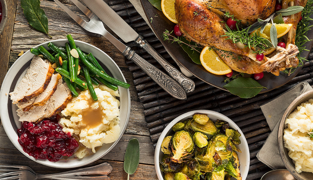 Catered Thanksgiving Dinners  Thanksgiving Turkey Dinner Catering Toronto Holiday