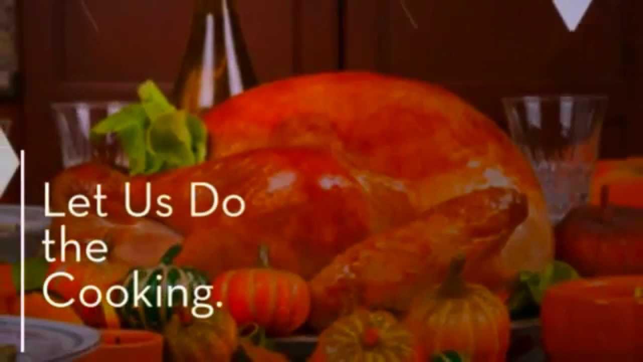 Catered Thanksgiving Dinners  Catered ThanksGiving Dinner Ottawa Turkey Dinner To Go