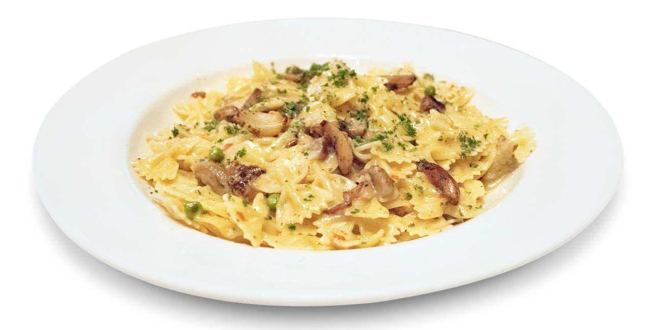 Cheesecake Factory Farfalle With Chicken And Roasted Garlic  Fat in Food This Cheesecake Factory Dish has a Three Day