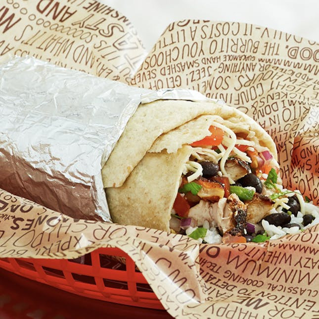 Chipotle 3 Dollar Burritos Halloween  Why Chipotle Should Be Your 1 Trick Treat Destination