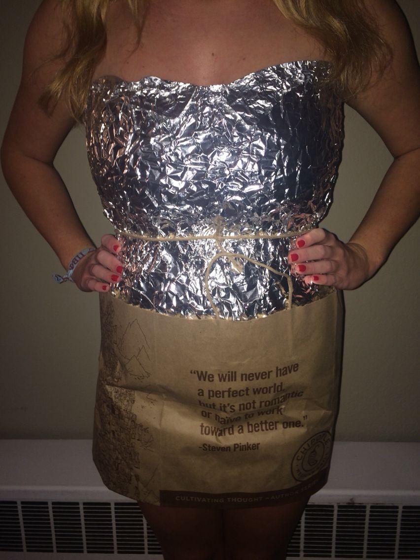 Chipotle Burritos Halloween  Chipotle burrito costume Halloween