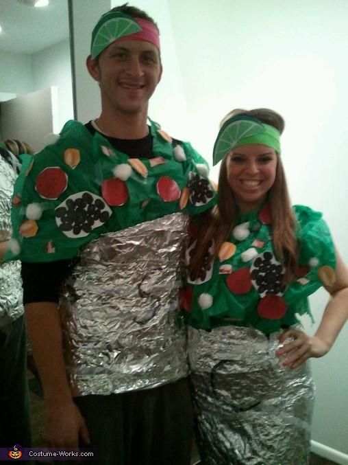 Chipotle Burritos Halloween  Chipotle Burritos Costume