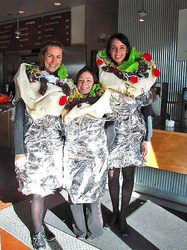 Chipotle Burritos Halloween  Burrito Halloween costumes