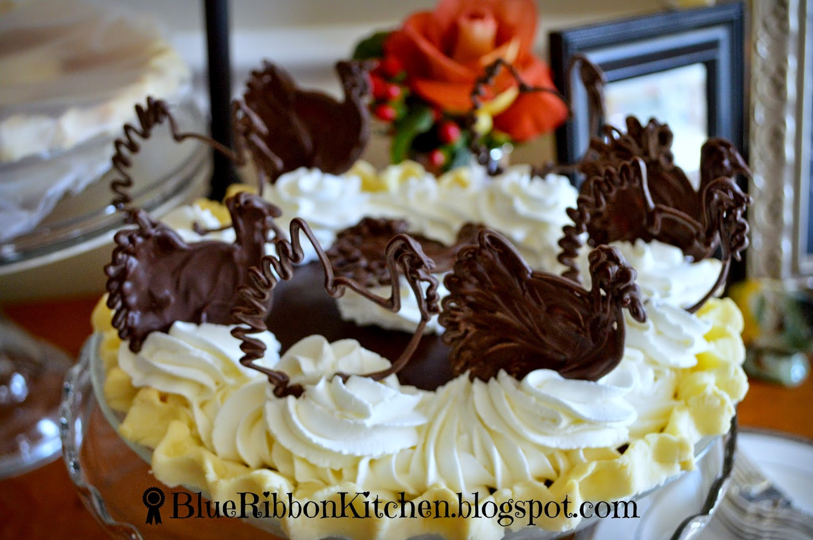 Chocolate Thanksgiving Desserts  Blue Ribbon Kitchen Dress Up Thanksgiving Desserts