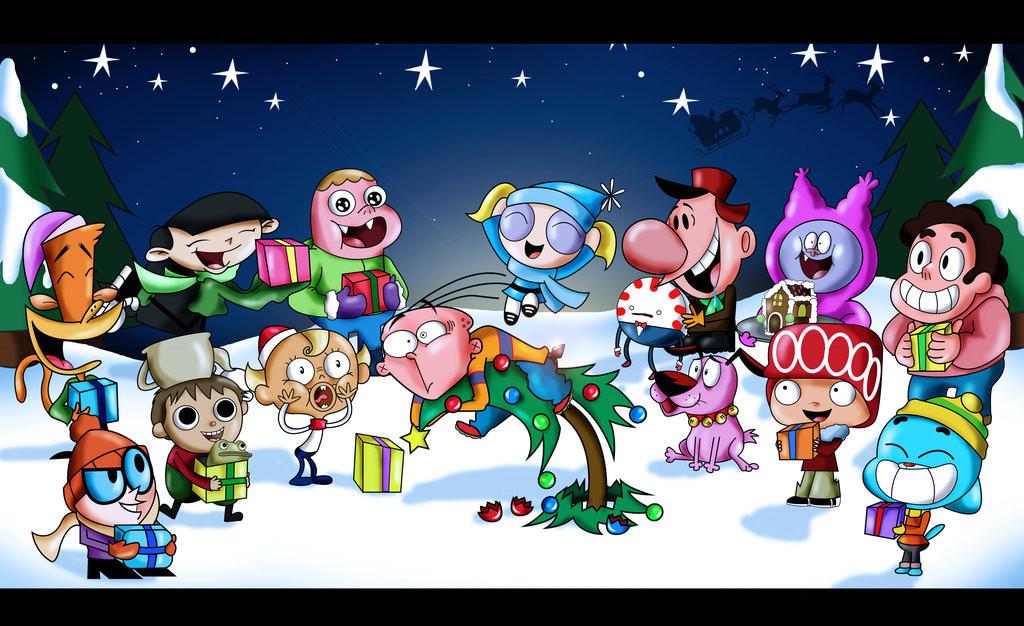 Chowder Christmas Special  12 Days of Cartoon Networkmas Songpedia
